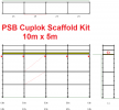 Used Cuplok 10mtr x 5mtr Kit