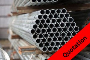 Galvanised Scaffold Tube Quotation