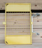 Spring Loaded Scaffold Ladder Access Gate